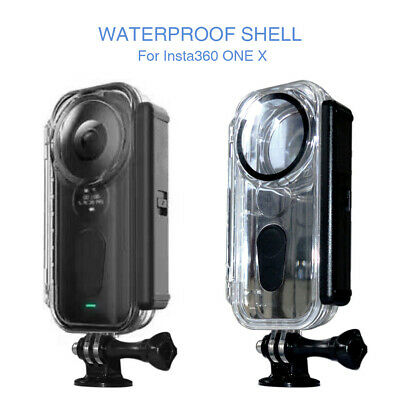 For Insta360 One X Outdoor Action Panoramic Camera 10M Diving Waterproof Case
