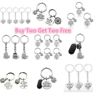 GIFT FOR TEACHER - Teacher,Teaching assistant, Nursery teacher Keyring Excellent