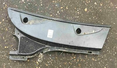 Renault Scenic 2003-2009 Drivers OS Wing Black 676
