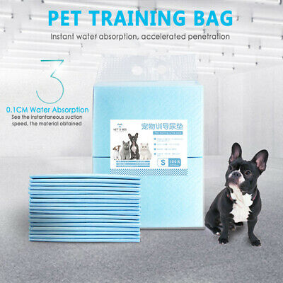 Large Puppy Training Pads Toilet Pee Wee Mats Pet Dog Cat Multiple-Size New