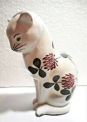 Vintage Plichta of London Cat Figure
