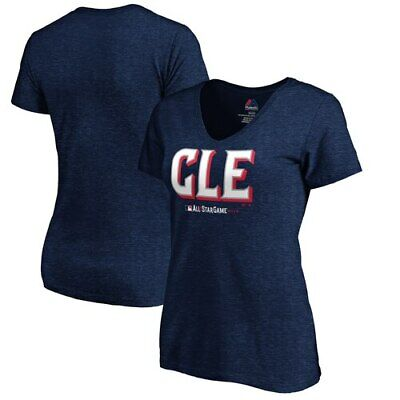 Majestic Women's Heathered Navy 2019 MLB All-Star Game Hometown Collection