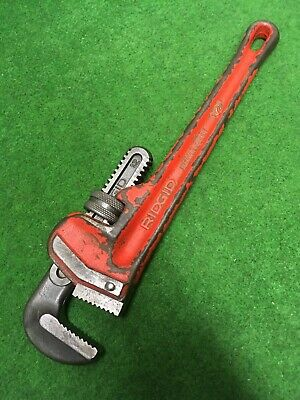 "Ridgid 12"" Pipe Wrench/stilson"