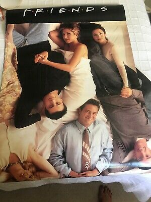 Friends TV Show Wall Poster