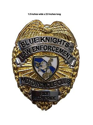 Blue Knights ® Miniature Badge