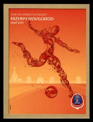 Panini World Cup 2018 (SWISS GOLD VERSION) Nizhny Novgorod  No.28