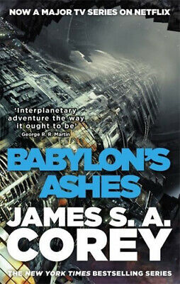 Babylon's Ashes: Book Six of the Expanse (now a Prime Original series) (Expanse)