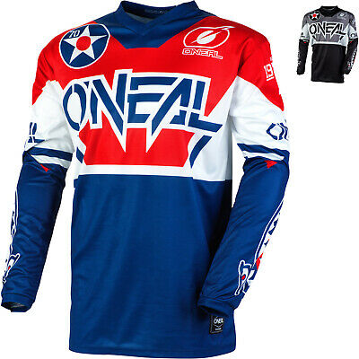Oneal Element 2020 Warhawk Motocross Jersey Bike Crash Off Road Adventure Quad