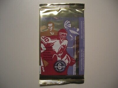 Canada Post NHL, Great Canadian Goalies, 1 sealed pack, 2015, Limited Edition