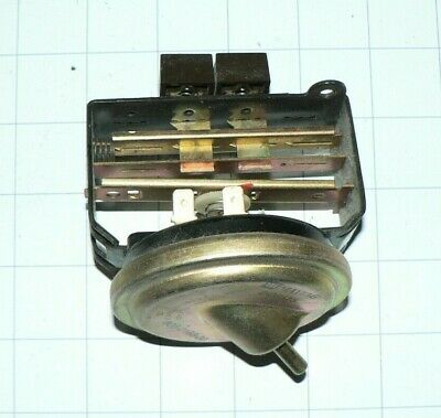 #206513 #2-6513 Maytag Washer 2-Button Water Level Control Switch Genuine Oem