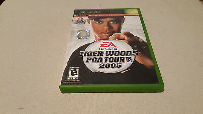 Tiger Woods PGA Tour 2005 (Xbox) COMPLETE