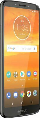 Motorola - Moto E5 Plus with 32GB Memory Cell - Black (Sprint) 9/10 Unlocked