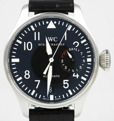 IWC Big Pilot's Watch IW500401 - Unpolished Original Condition - Full Set (2011)