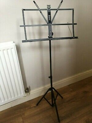 Adjustable Music Sheet stand, foldable