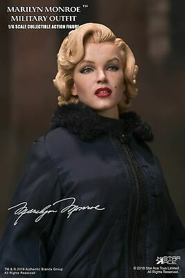 Marilyn Monroe: Military Outfit: SA0055: Star Ace UK SELLER / IN STOCK