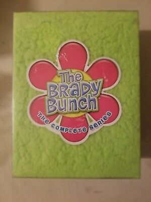The Brady Bunch: The Complete Series DVD NEW!!