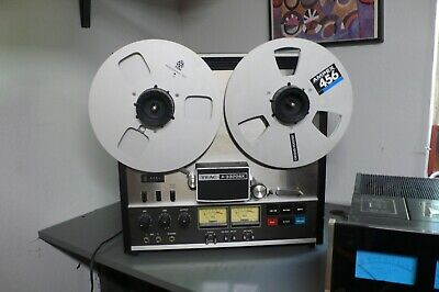 Teac A-3300Sx Teac Large Reel To Reel