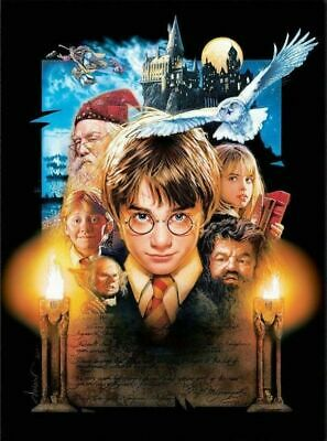 Full Drill Harry Potter 5D Diamond Painting Kits Embroidery Cross Stitch Crafts