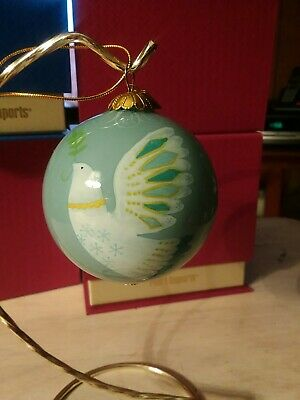 2018 Li Bien Peace Dove Christmas Ornament from Pier 1 Imports