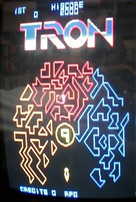 TRON - Midway Arcade - MCR II - DUAL POWER AMP PCB - Working 100% -