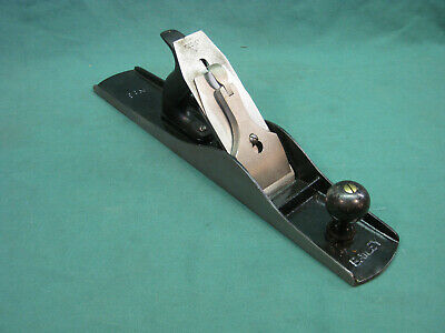 STANLEY BAILEY No.6 FORE PLANE WITH TRIPPLE PATENT DATES