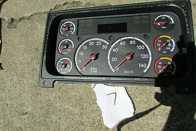 Instrument Panels & Clusters, Instruments, Dials & Gauges