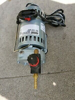 Emeson HIGH VOLUME SAMPLING VACUUM PUMP / GAST Model 1532-V106-G557X