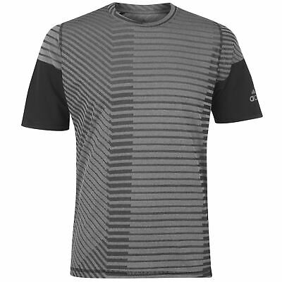 ADIDAS FREELIFT CLIMACHILL Aop T Shirt Hommes TAILLE S Ref