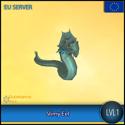Slimy Eel lvl1 Pet BFA | All Europe Server | WoW Warcraft Loot