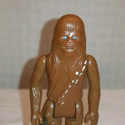 Vintage Star Wars action figure Chewbacca Kenner LFL 1977