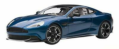 AUTOart 1/18 Aston Martin Vanquish S 2017 metallic blue finished product