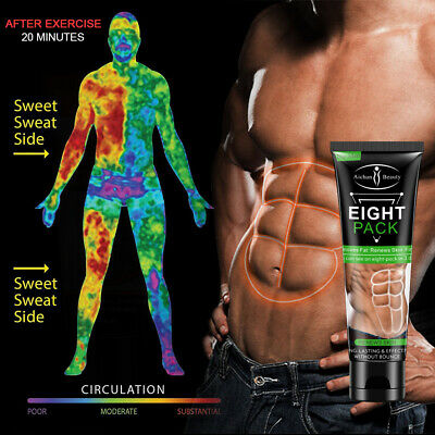 AICHUN BEAUTY Unisex Abdominal Muscle Cream Anti Cellulite Slimming Fat Burning