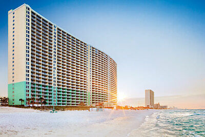 Wyndham Panama City Beach, Sleeps 6, Deluxe Unit With Bunk Beds, July 25-28