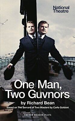 One Man  Two Guvnors (Oberon Modern Plays) New Paperback Book