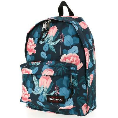 pas mal 946d5 68aba SAC À DOS collège Eastpak Out off office whimsy gre Bleu 70473 - Neuf