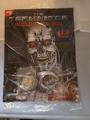 Build The Terminator | 1:2 Scale | Build Your Own Terminator | T-800 Issue 9