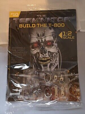Build The Terminator | 1:2 Scale | Build Your Own Terminator | T-800 Issue 10