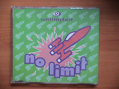 2 Unlimited - No Limit Maxi