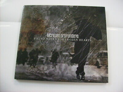 Lacrimas Profundere - Filthy Notes For Frozen Hearts - Cd Digipack Like New 2006