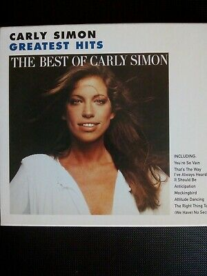 Carly Simon Greatest Hits