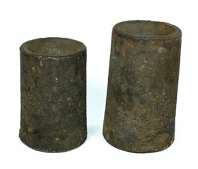 American Weight Driven Clock Weights - Antique - Tb662