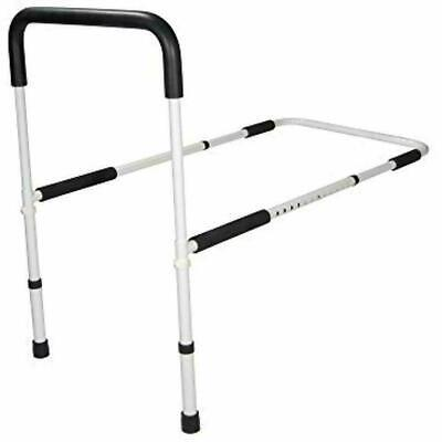 Drive Medical Adjustable Height Home Bed Rail Balance Assist Handle New In Box