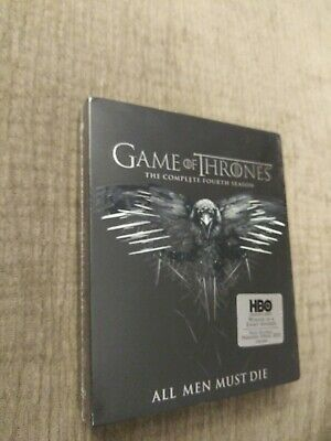 Game of Thrones: Season 4 (Blu-ray Disc, 2015)