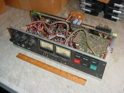 Teac A-3300Sx Recorder Parts / Record Playback Amplifier Section
