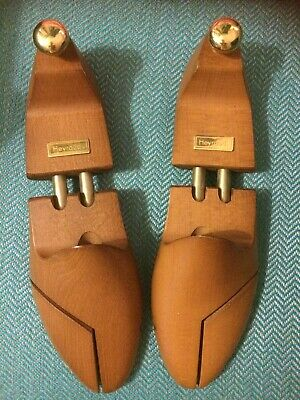 Heyraud Wooden Shoe Trees, Shapers, Stretchers size 42 (UK 8?)
