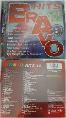 CD BRAVO HITS 12 Album Sampler (1996)