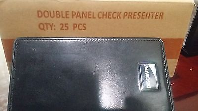 100 PCS Discover Double Panel Restaurant check book