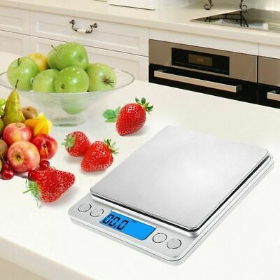0.01g-500g Mini LCD Electronic Pocket Digital Weight Scale Jewellery Gold Food