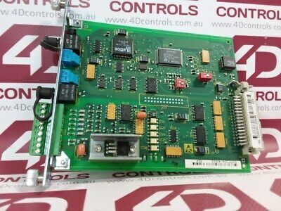 Sercos DSS02.1 Interface Module - Used