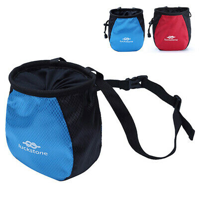 Gym Bag Waterproof Outdoor Adjustable Chalk For Rock Climbing Brand new
